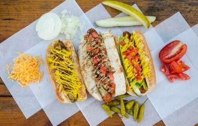 best hot dogs