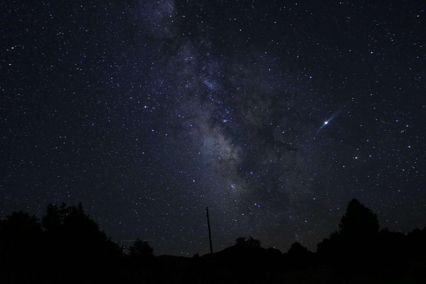 stargazing train