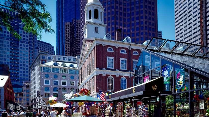 Traveler's guide to Boston
