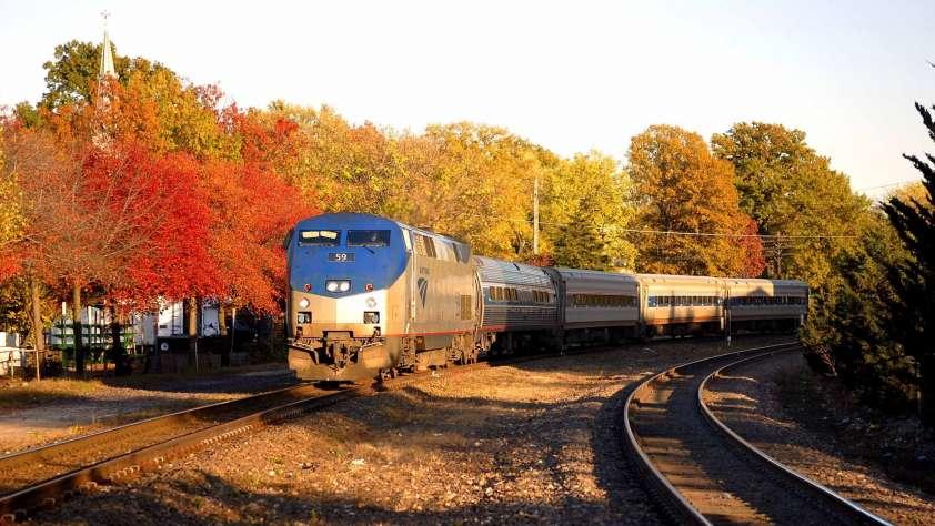Scenic Train Rides America