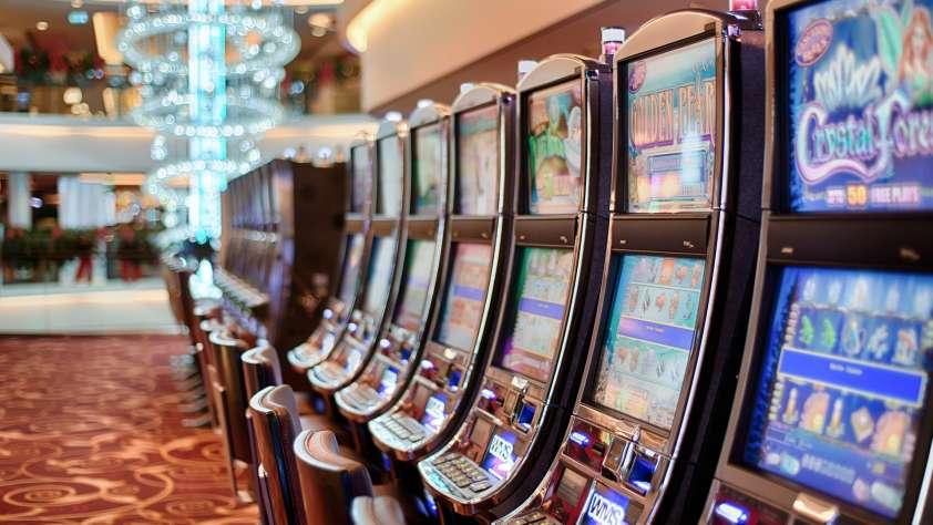 Christmas Slot Machines