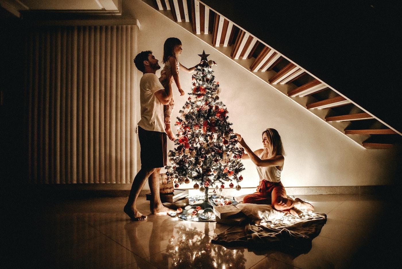 Socially Distanced Christmas