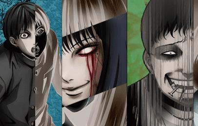 Horror Animes