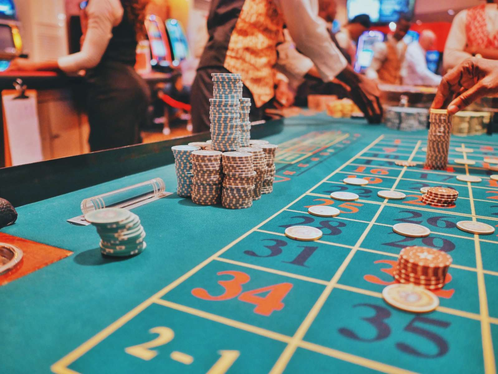 Casino Myths