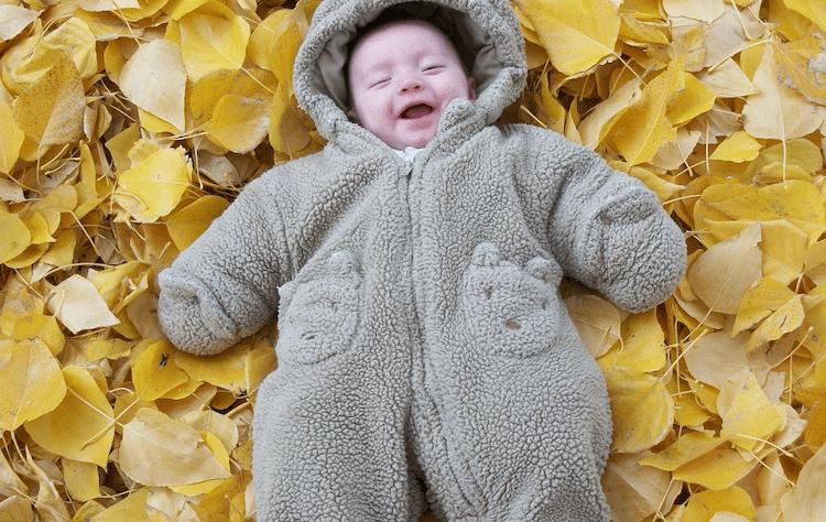 Fall Baby Tutorial