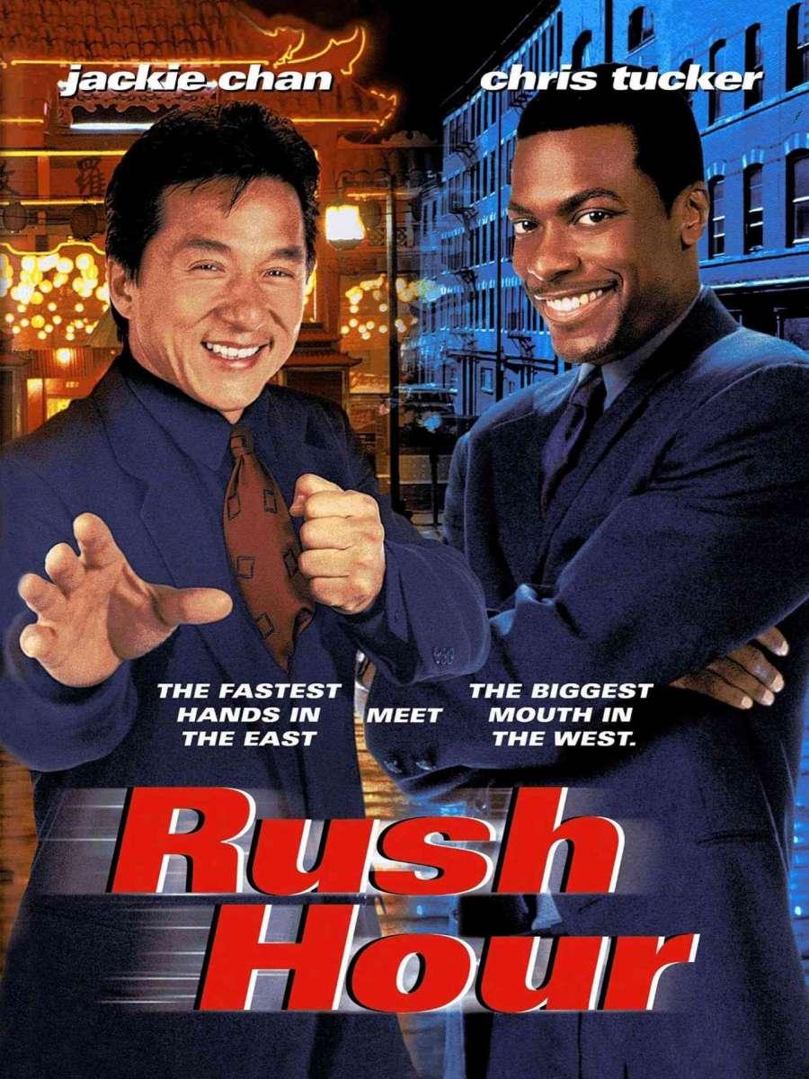 Rush Hour - Jackie Chan Movie
