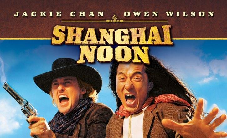 Shanghai Noon - Jackie Chan Movie