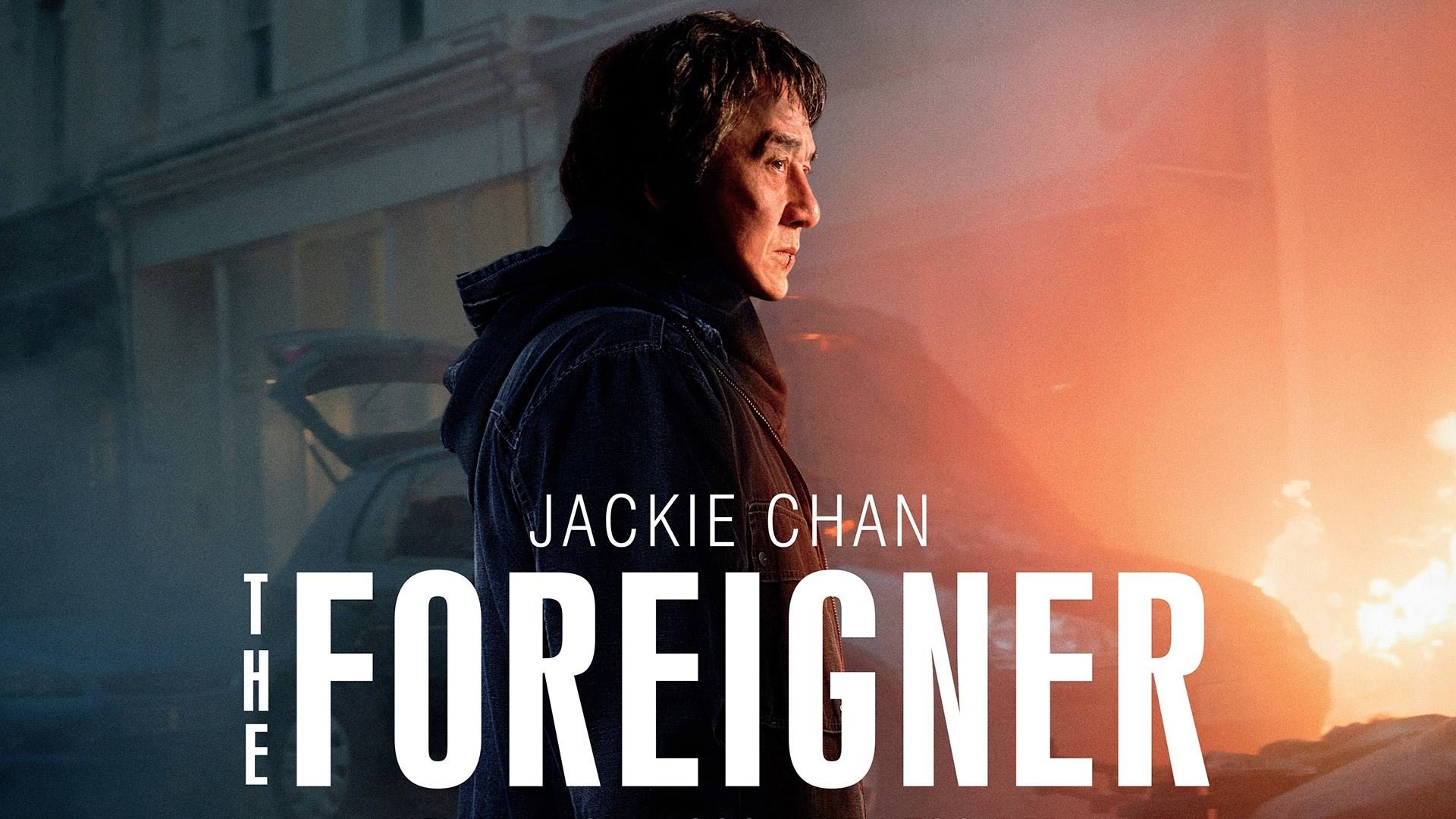 The Foreigner - Jackie Chan Movie
